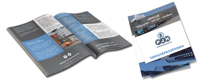 PJH Brochure Hoogwerkers