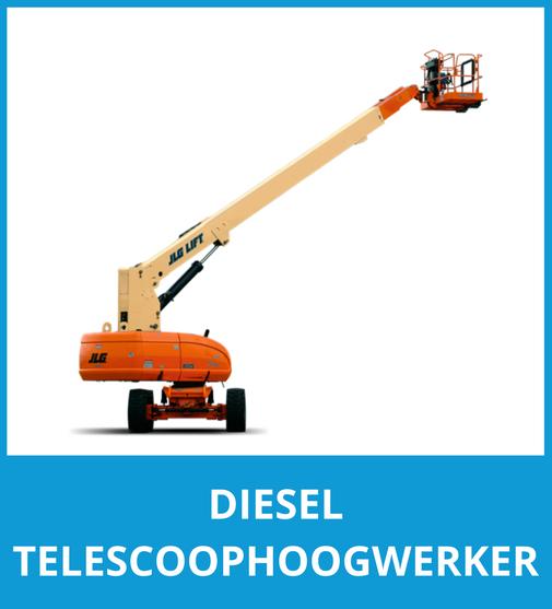 Diesel telescoophoogwerker