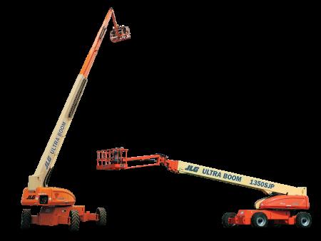 Diesel Telescoophoogwerker - JLG 1350 SJP