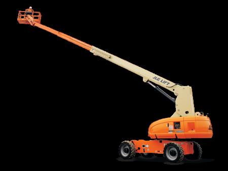 Diesel Telescoophoogwerker JLG 860 SJ-Range-Chart