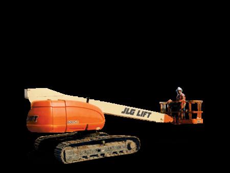 Rupstelescoop JLG 600 SC