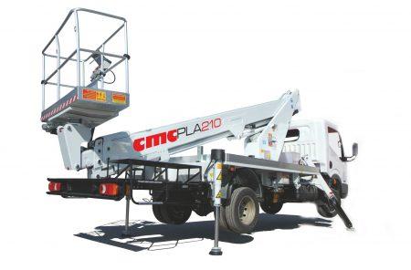 CMC PLA 210 autohoogwerker