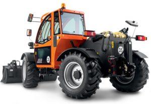 JLG 3509 Verreiker